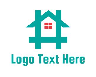 Slack - Hash House logo design