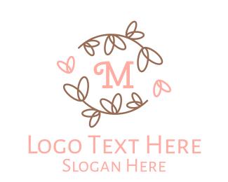 Femine - Cute Lovely Lettermark logo design