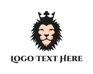 Lion - Royal Lion logo design