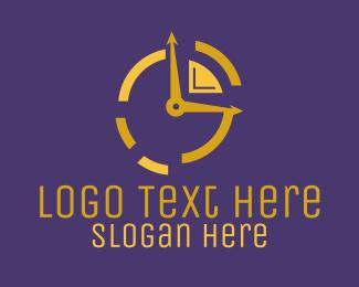 Time - Real Time logo design