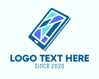 Mobile Tablet - Modern Mobile Tablet logo design
