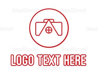 Photographer - Photographer House logo design