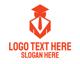 Entrepenuer - Corporate Graduation logo design