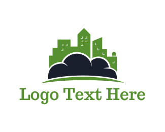 Skyline - Cloud City logo design