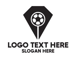 Pen - Pen Football logo design