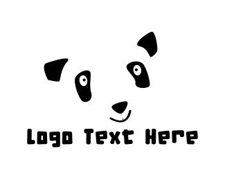 Happy - Happy Panda logo design