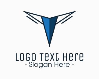 Pointy - Pointy Modern Letter V logo design