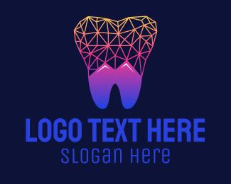 Oral Surgery - Mountain Toot Tech logo design
