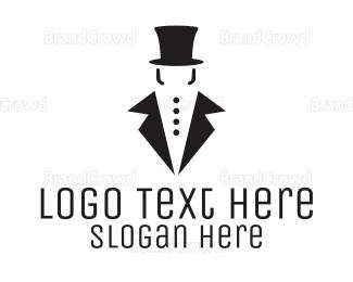 1960s - Gentleman Groomer logo design