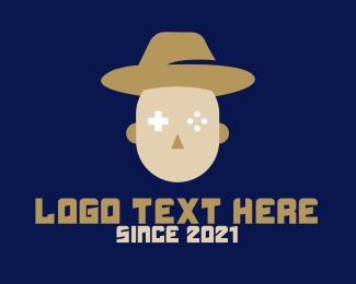 Twitch - Gamer Avatar  logo design