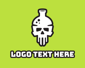 Lab - Death Lab logo design