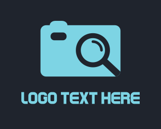 Image - Camera Finder logo design