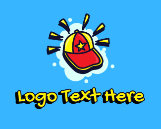 Graffiti - Graffiti Artist Cap logo design