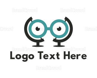 Nerd - Nerd Map logo design