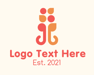 Bread - Orange Cereal logo design