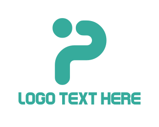 Mint - Mint Letter P logo design
