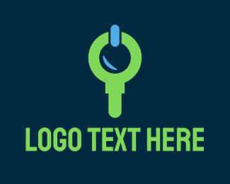 Review - Search Power Technology logo design