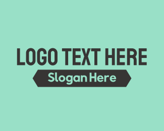 Font - Green Business logo design