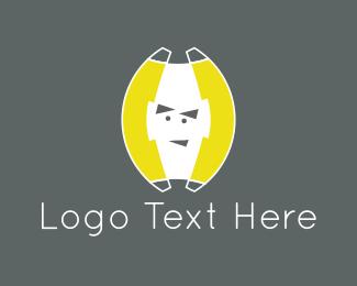 Banana - Banana Man logo design