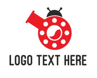 Bug - Lab Bug logo design