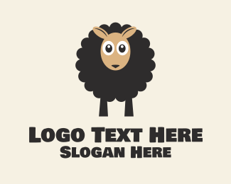 New Zealand - Black Sheep logo design