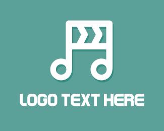 Producer - Music Video logo design