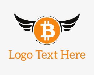 Bitcoin Wings Logo