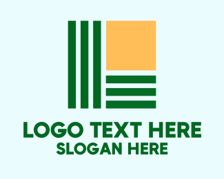 Agriculture - Abstract Natural Agriculture logo design