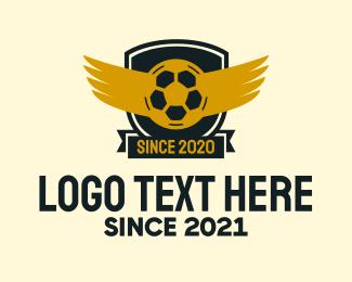 Club - Soccer Club Wings logo design