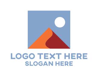 Egyptian - Egyptian Pyramid logo design