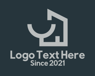 Lavatory - Gray Lavatory Bathroom logo design