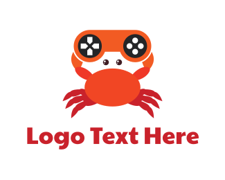 Gaming - Gaming Crab logo design