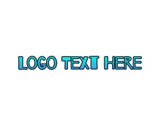 Nacho - Funky & Comic Wordmark logo design