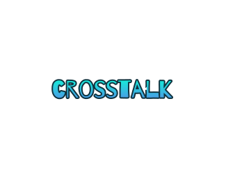 Random Funky & Comic Wordmark logo design