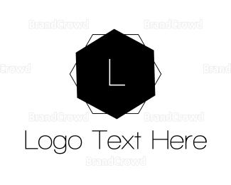 Designer - Black & Minimalist logo design