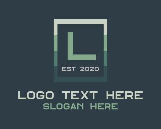 Corporate - Sleek Green Corporate logo design