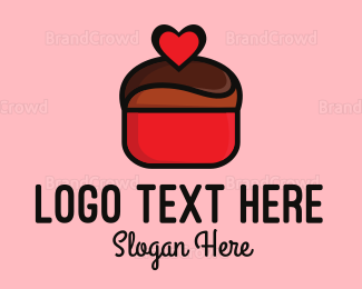 Chocolate - Lovely Chocolate Dessert logo design