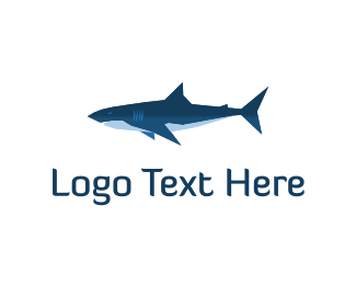 Shark - Shark logo design
