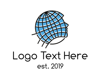 Foreign - Global Thinking logo design