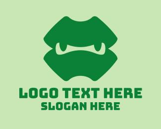 Hidden - Ninja Turtle Mask  logo design