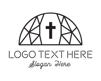 Dome - Dome Church logo design