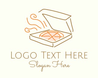 Italian - Pizza Delivery logo design