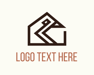 Construction - Abstract Construction logo design