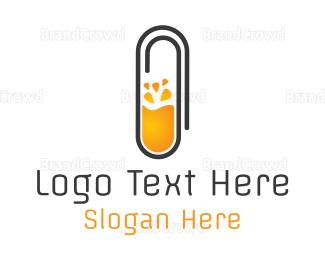 Smoothie - Office Juice logo design