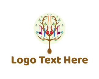 Tool - Kitchen Tree logo design