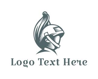 Soldier - Old European Soldier logo design