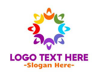 Meetup - Cultural Diversity logo design