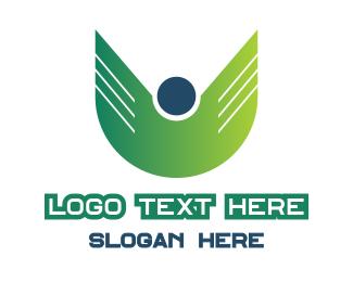 Gamer - Abstract Gamer logo design