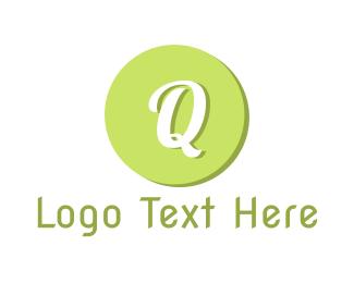 Organic - Organic Q logo design