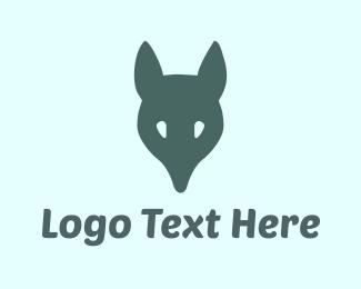 Hunting - Fox Head logo design